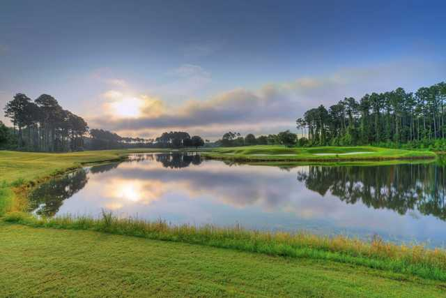 View of the 5th hole at Amelia National Golf and Country Club