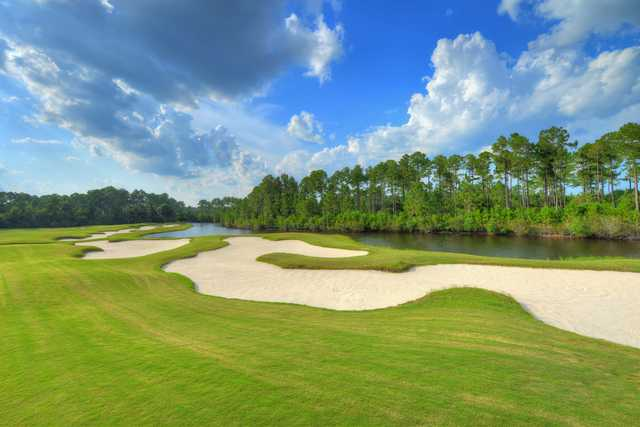 View from the 15th fairway at Amelia National Golf and Country Club
