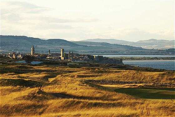 The Torrance Course at Fairmont St. Andrews
