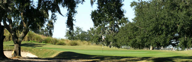 A view from North Shore Golf Course