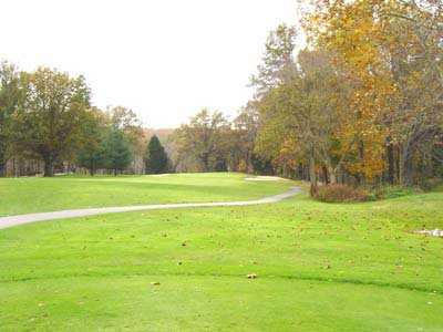 A view of the 5th hole at Bel-Wood Country Club