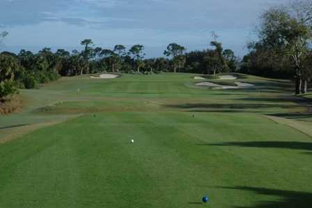 A view from the 5th tee at Sugar Mill Country Club - White Course