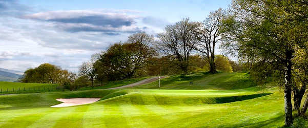 The Gleneagles Hotel - The PGA Centenary Course