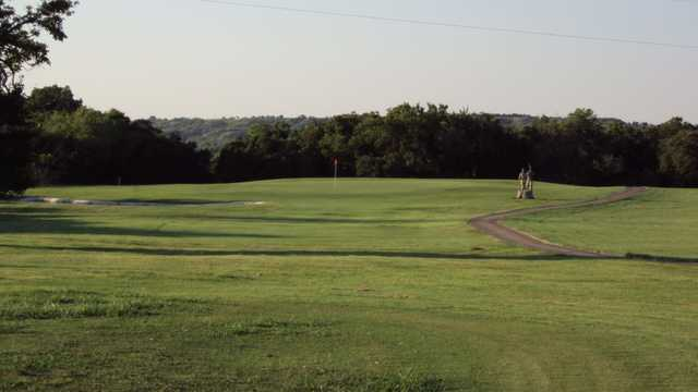 View from River Creek Park GC