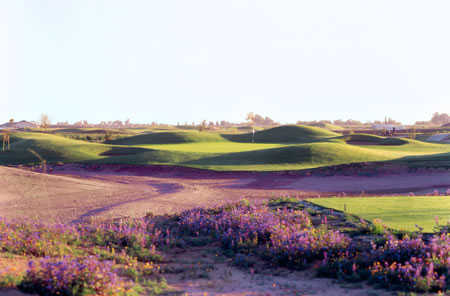A view of the 5th hole at Coldwater Golf Club