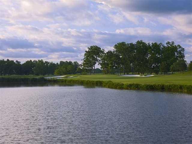 A view of the 11th hole (courtesy of Shadow Hawk Golf Club)