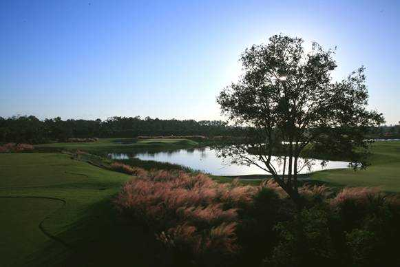 View from TPC Treviso Bay