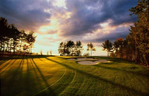 A view from Oaks course at International Golf Club