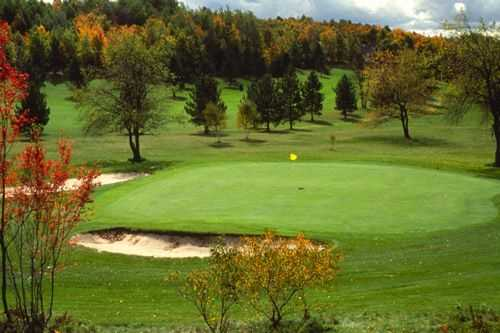 A view from Antrim Dells Course at A-Ga-Ming Golf Resort