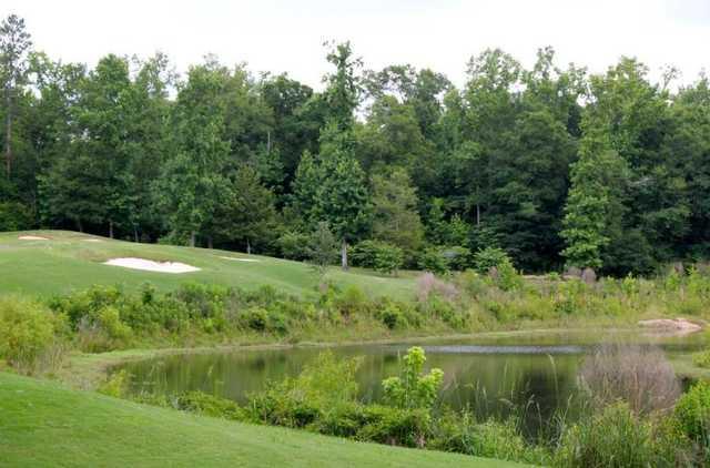 View from Auburn GC