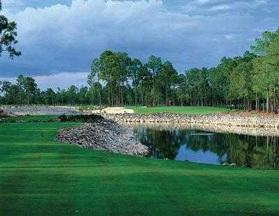 A view from tee #3 at Naples National Golf Club