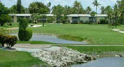 A view from Glades Country Club