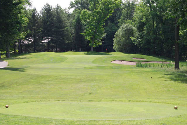 A view from tee #4 at Watermark Country Club