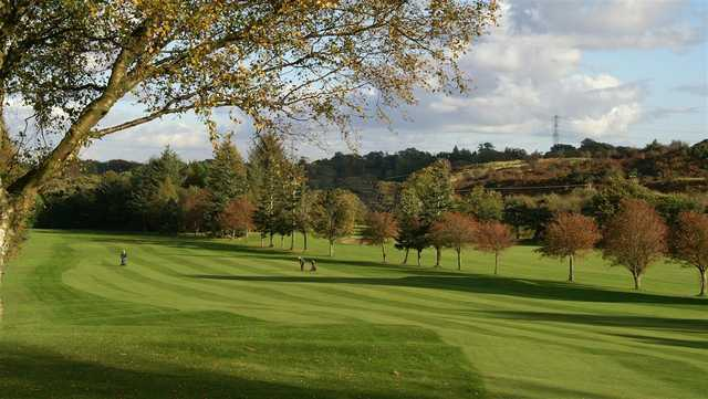 A view of fairway at Old Course Ranfurly Golf Club