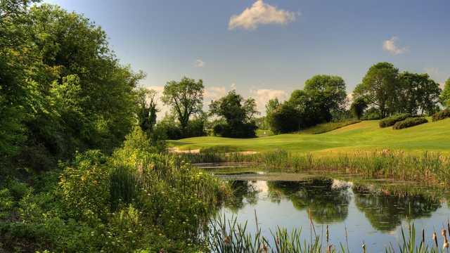 Knightsbrook Hotel & Golf Resort: View from #5