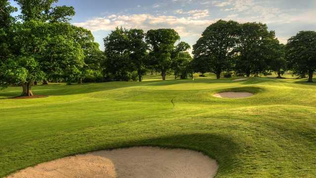 Knightsbrook Hotel & Golf Resort: View from #9
