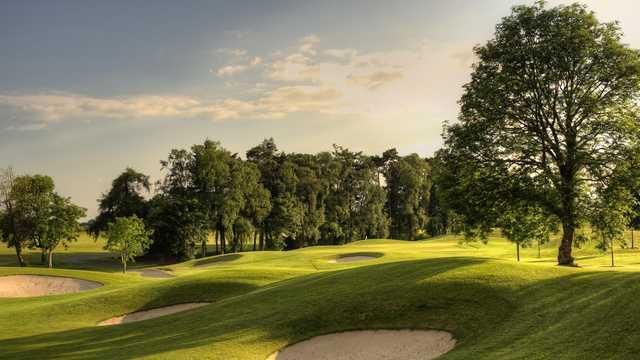 Knightsbrook Hotel & Golf Resort: View from #7