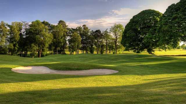 Knightsbrook Hotel & Golf Resort: View from #10