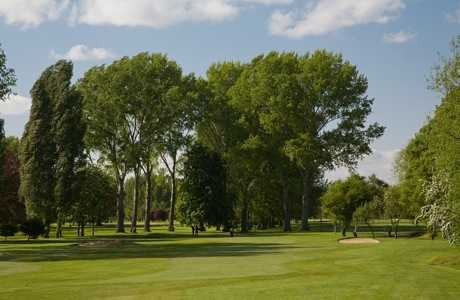 A view of fairway at Datchet Golf Club