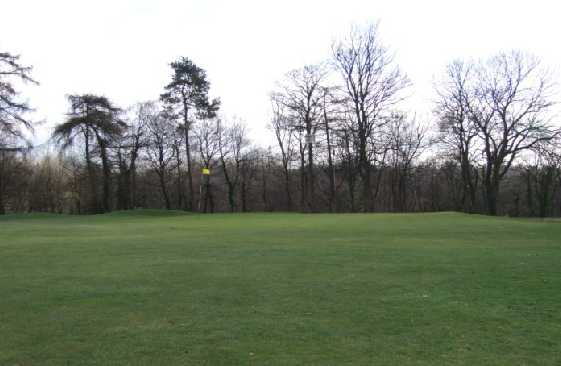 A view of hole #2 at Ormonde Fields Golf Club