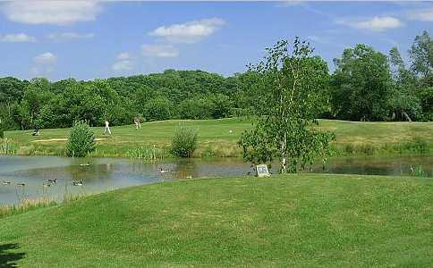 A view from Nazeing Golf Club