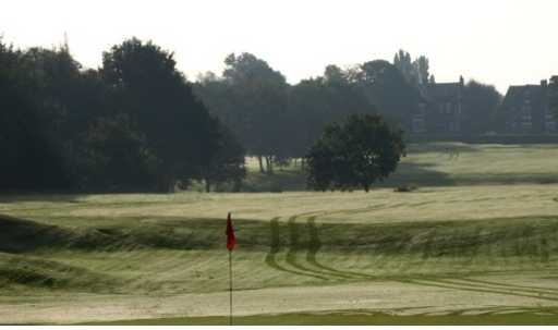 A view from Worsley Golf Club