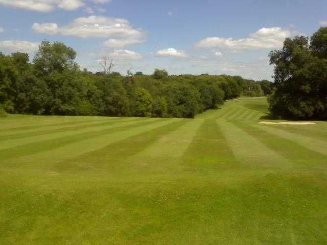 A view of fairway #7 at Batchwood Golf & Tennis Centre.