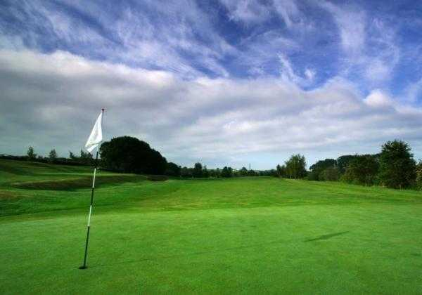 A view of the 4th hole at Derwent Course from Malton & Norton Golf Club