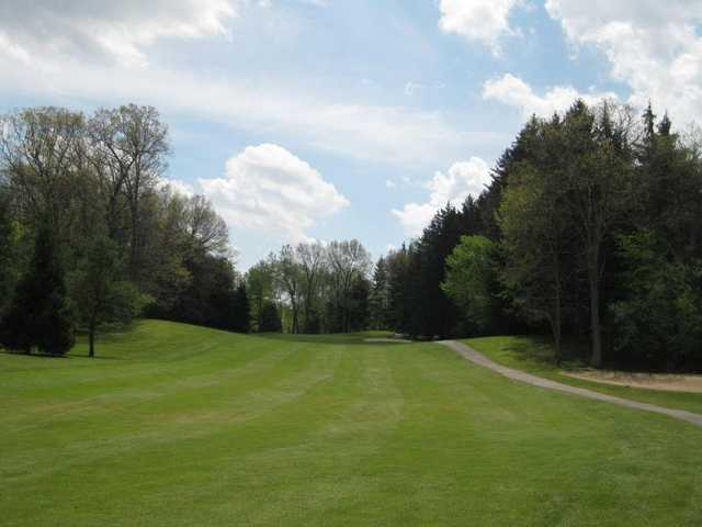 View of a fairway at Stony Creek Golf Course