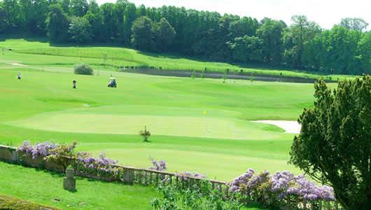 A view from Godstone Golf Club