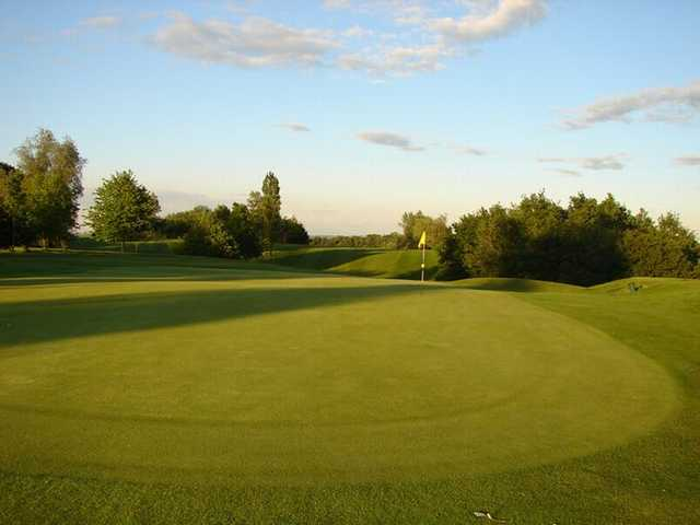Putting skills will be tested on the large greens at Chippenham GC