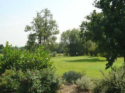 A view from Hedzor Course at Gaudet Luce Golf Club