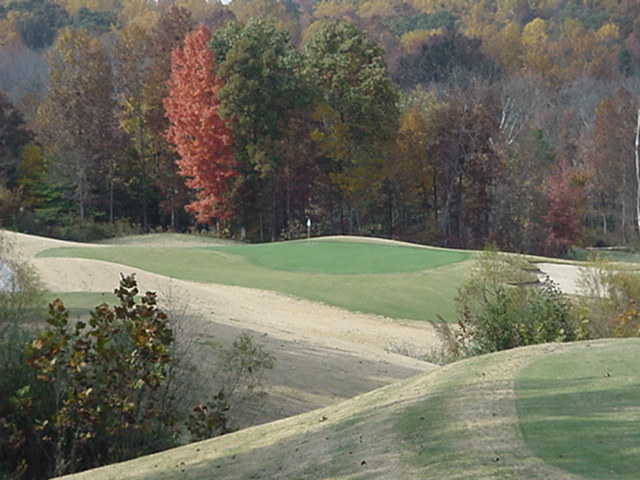 View from the 8th hole at Winding Creek GC
