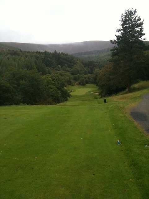 A view from the 14th tee at Clonmel Golf Club