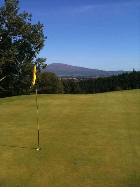 A view of hole #6 at Clonmel Golf Club