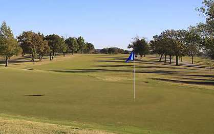 A view of a green at Eastern Hills Country Club