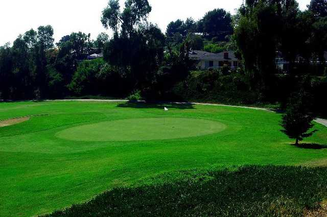 A view of the 3rd hole at Shorecliffs Golf Course
