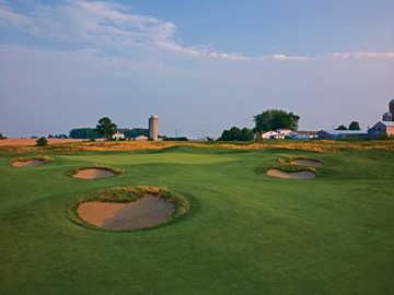 View from Tarandowah Golfers Club