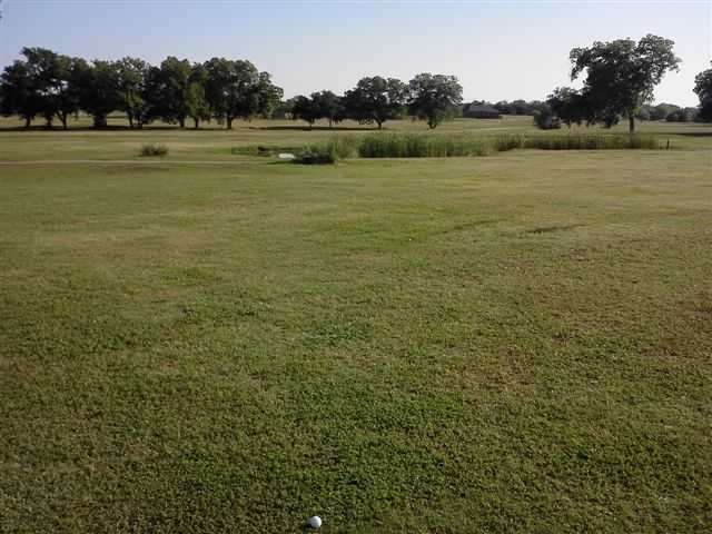 A view from Granbury Country Club