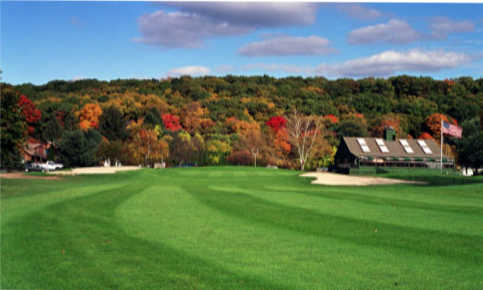 A fall view from Portland Golf Course