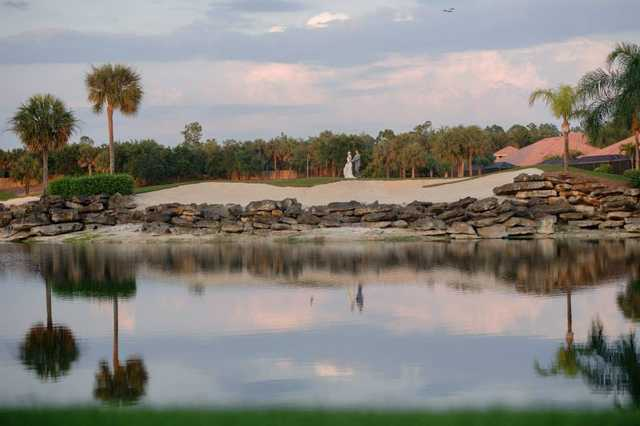 A view over the water from The Club at the Strand