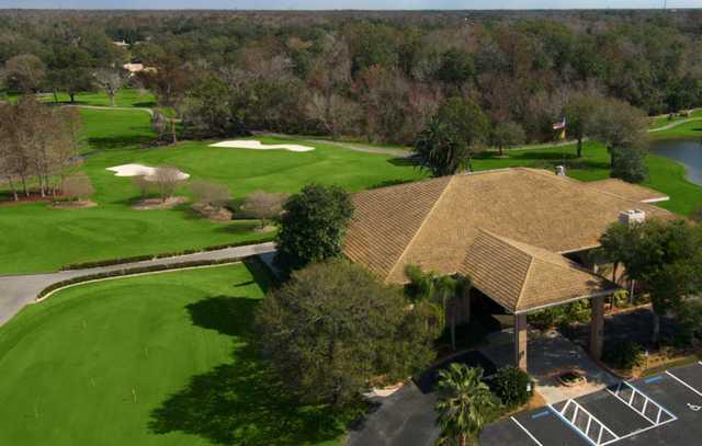 A view from Cypress Run Golf Club