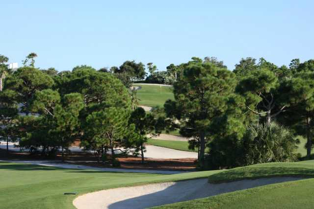 A view from Jupiter Hills Club