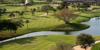 A view from Adios Golf Club