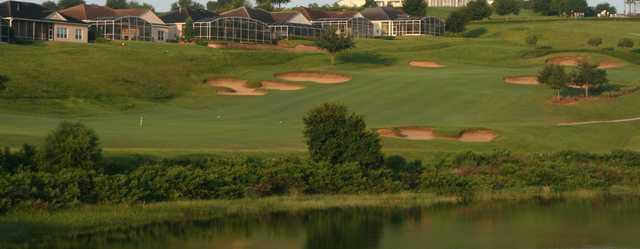 View from Sanctuary Ridge Golf Club.