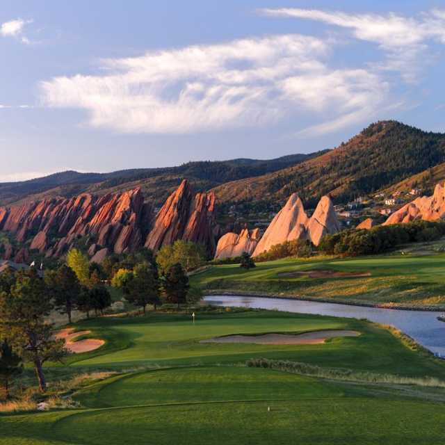 Arrowhead GC: View from #9