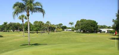 A view from Fairway Village Golf Course