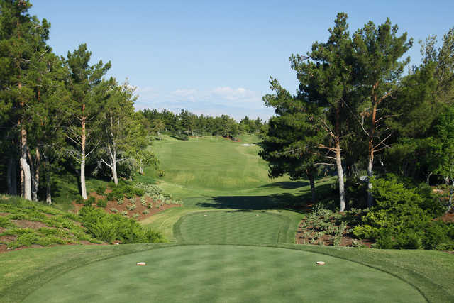 Shadow Creek Golf Course: View from #6