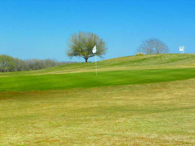 A view the 6th hole at Bosque Valley Golf Course