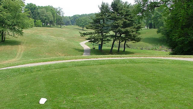 A view from tee #5 at Legacy Hills Golf Club